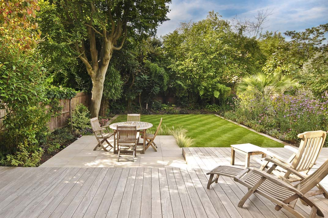 A garden design in Wimbledon by Kate Eyre Garden Design